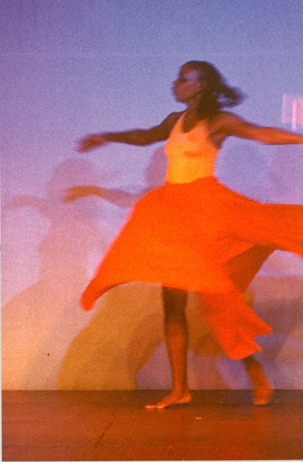 Chuck Davis Dance Group 9 10 10 1980 foto Olav Byklum 0002
