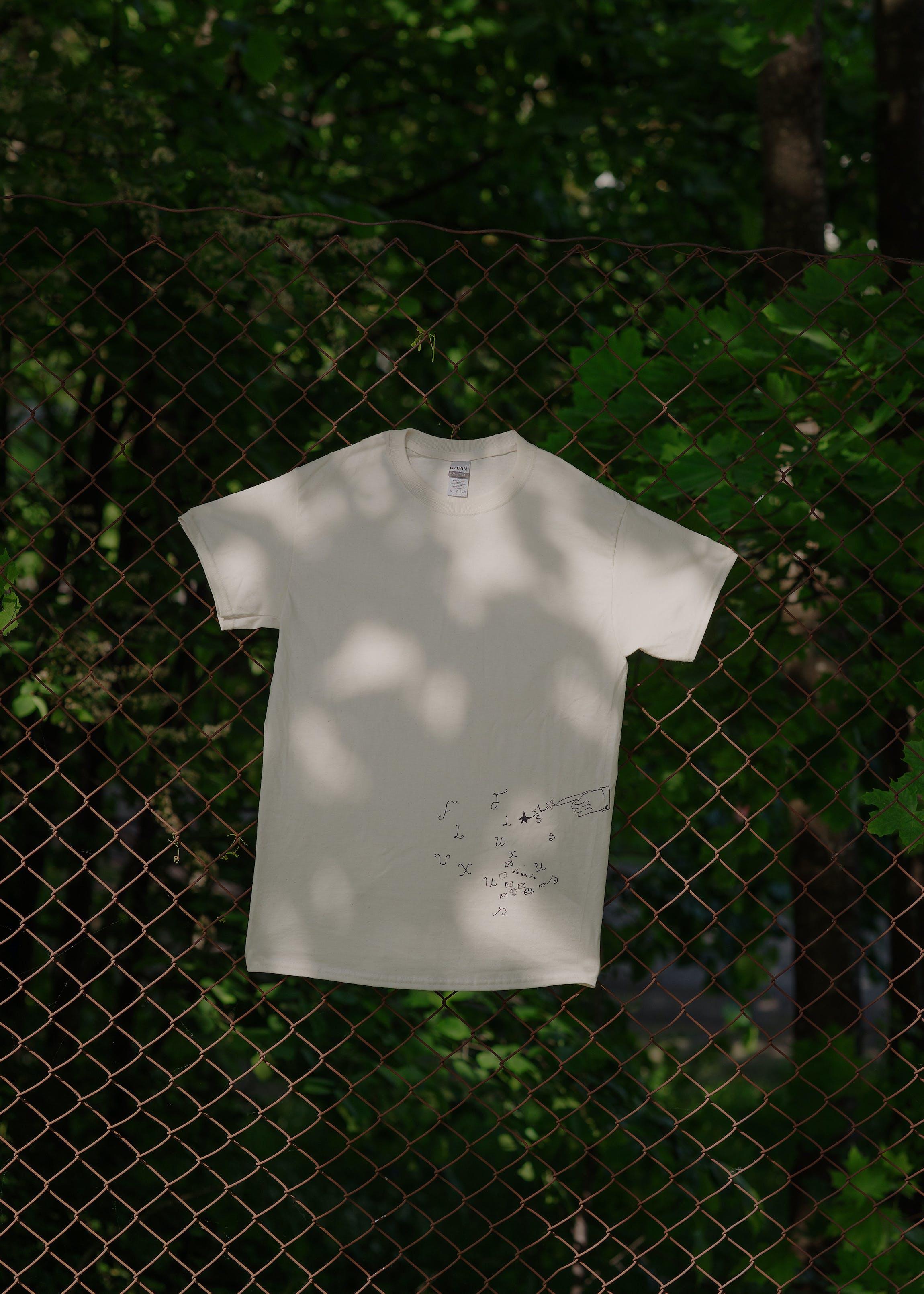 HO tskjorte foran kopi