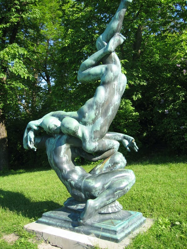 Kai Nielsen Zeus og Io