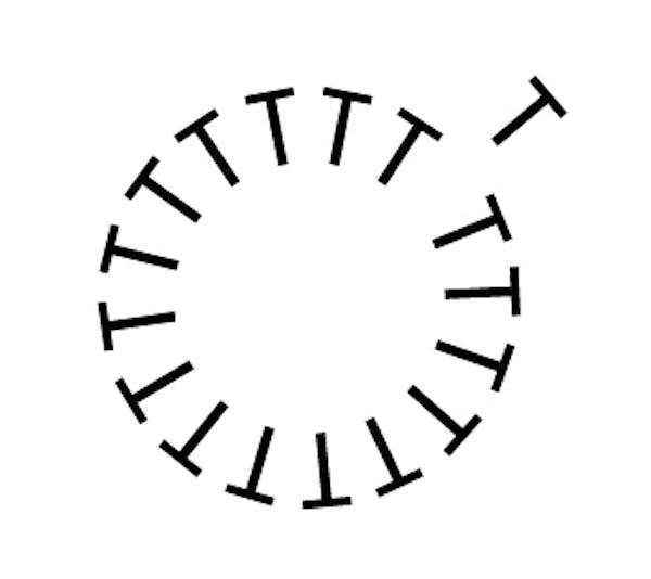 Talent Norge logo hvit