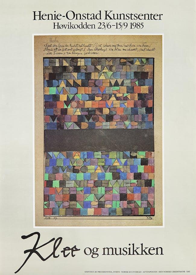 Paul Klee og Musikken
