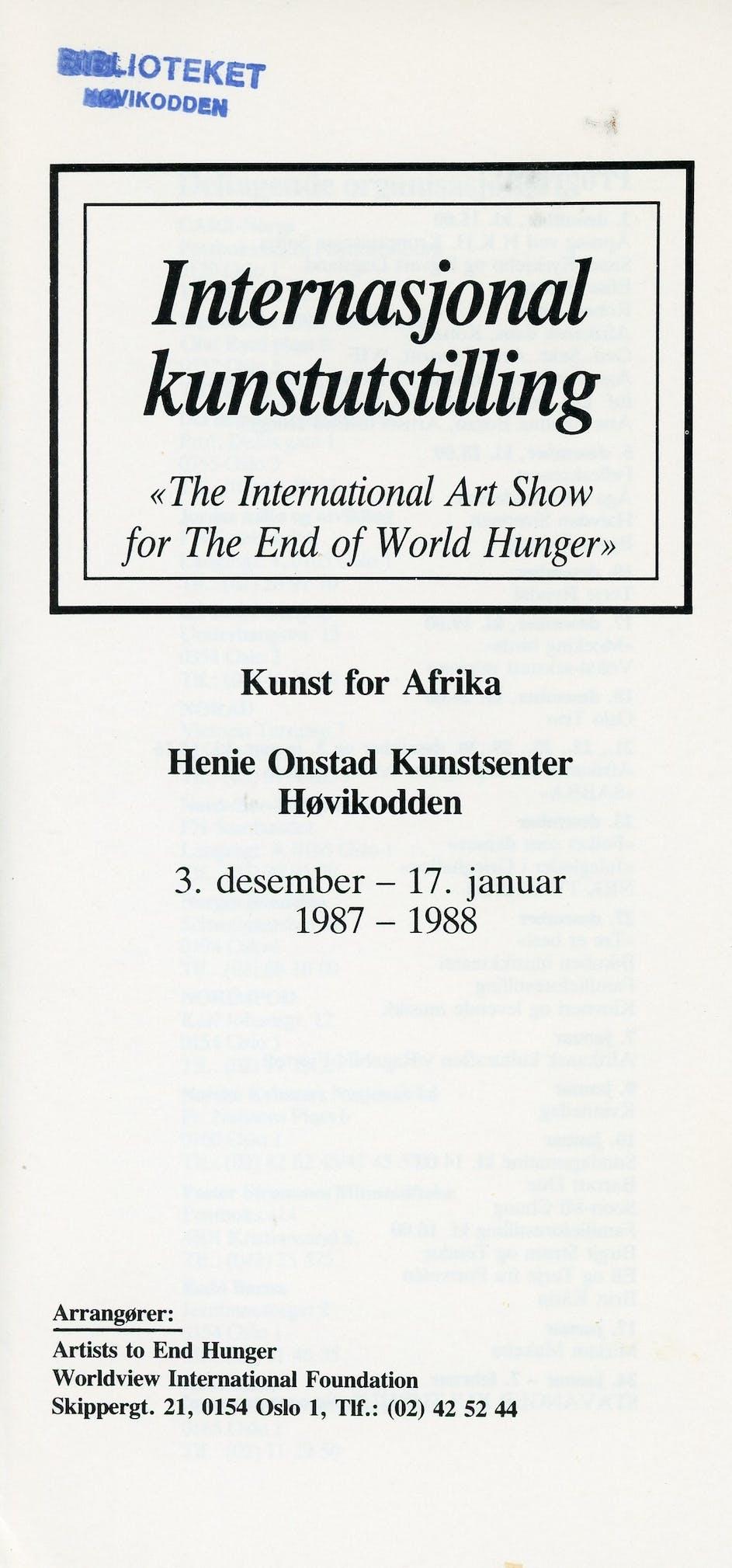 Kunstforafrika001