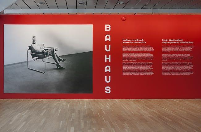 Bauhaus Menneske Rom Maskin MG 0186