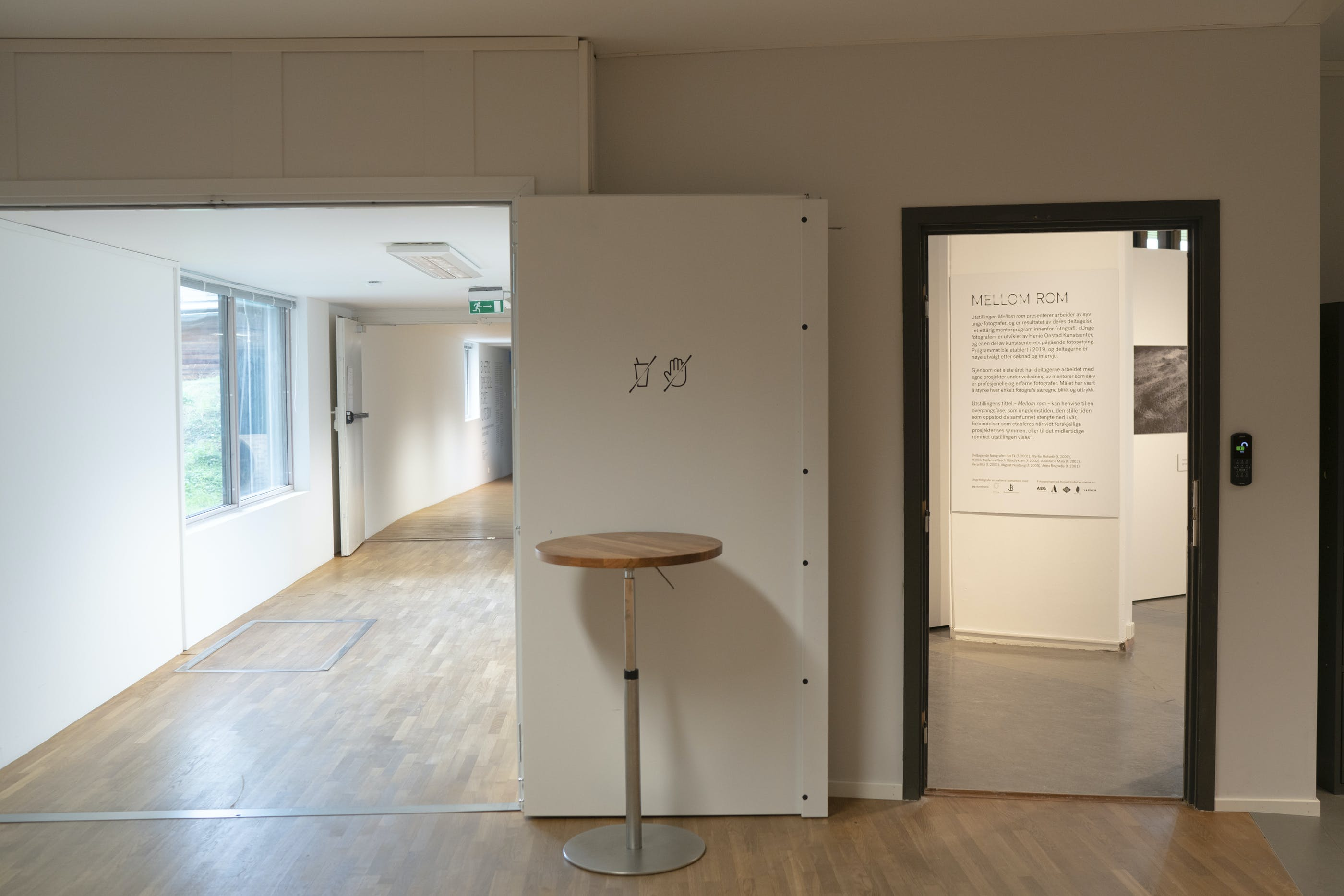 Henie Onstad Kunstsenter Mellom rom 001