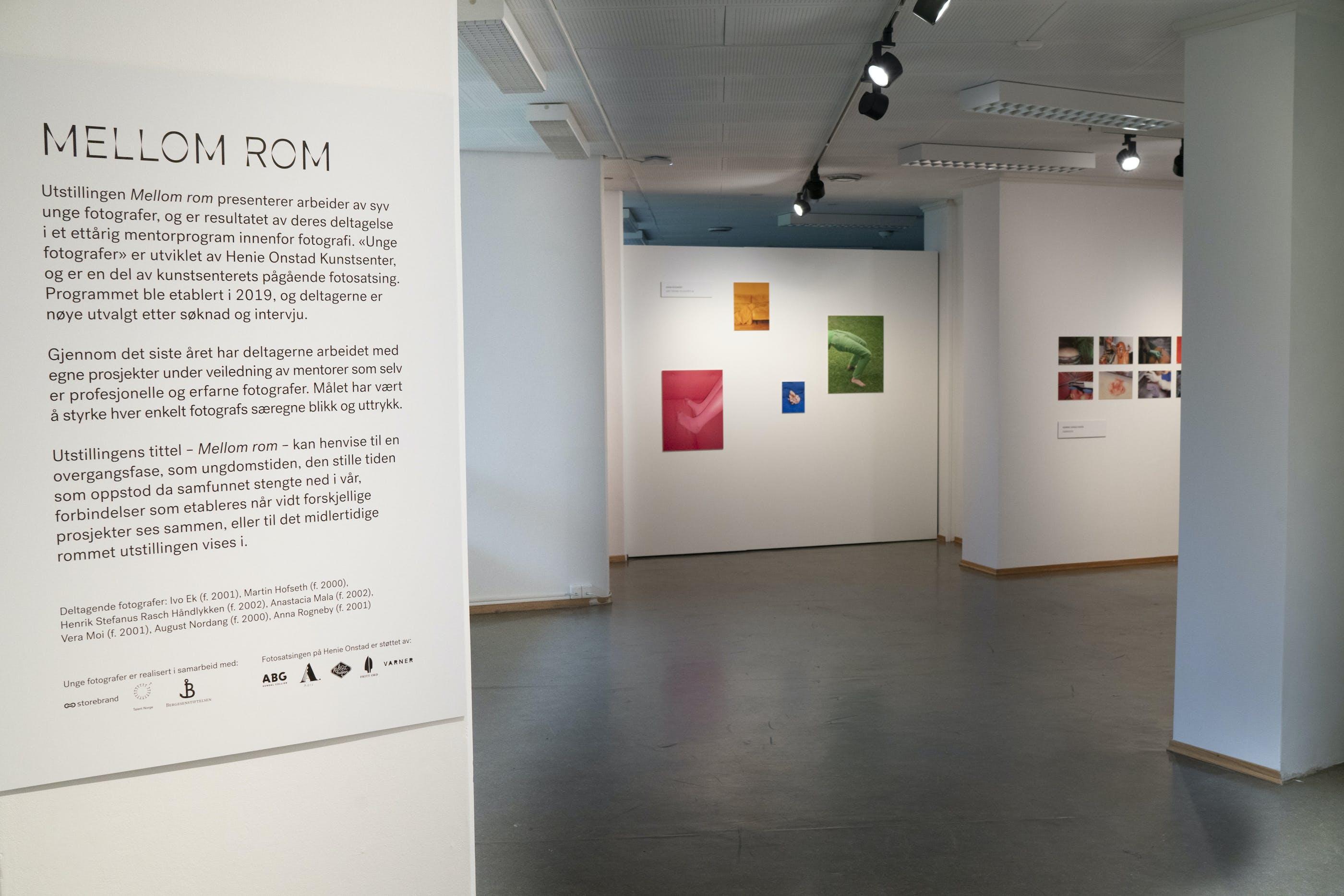 Henie Onstad Kunstsenter Mellom rom 002