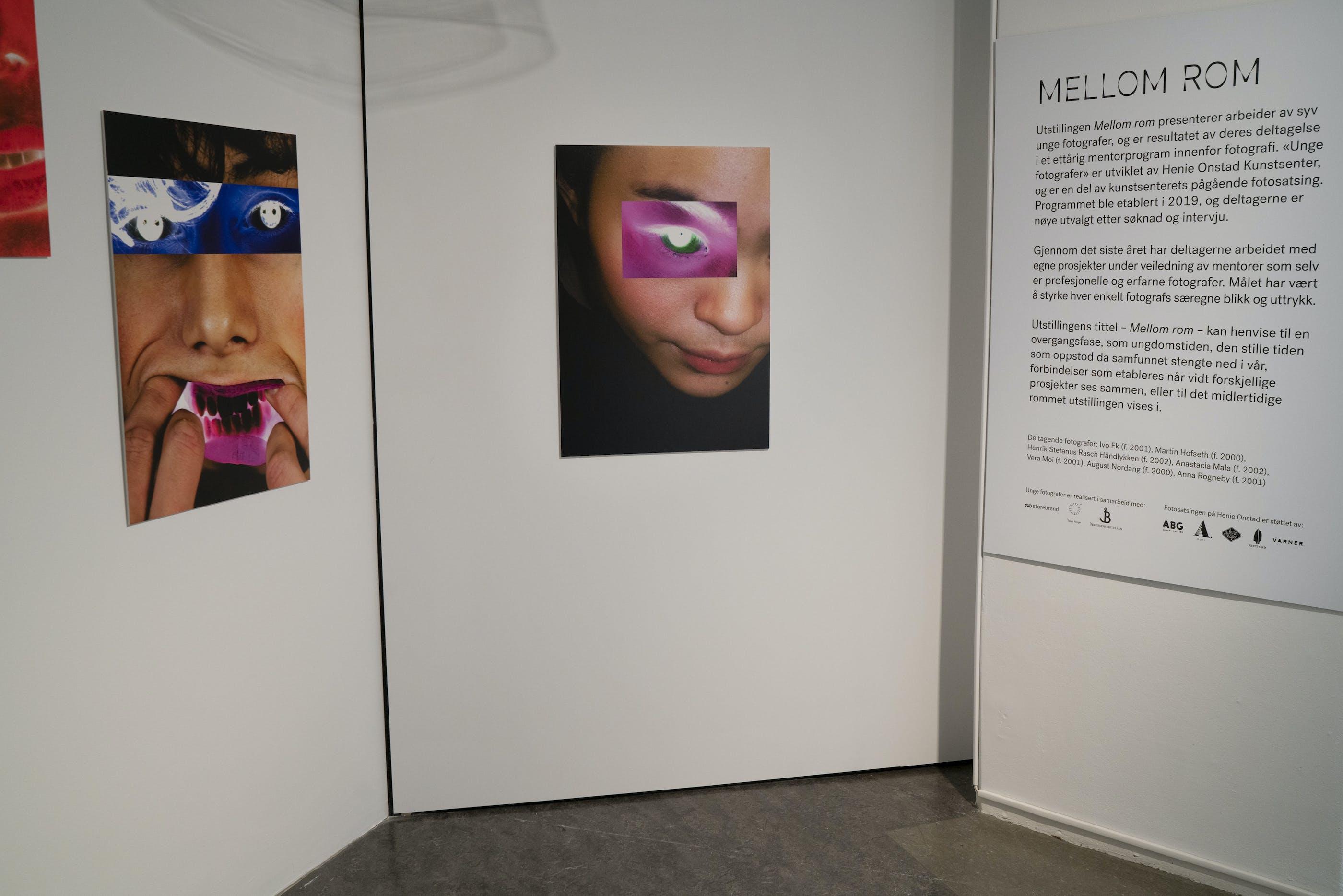 Henie Onstad Kunstsenter Mellom rom 003